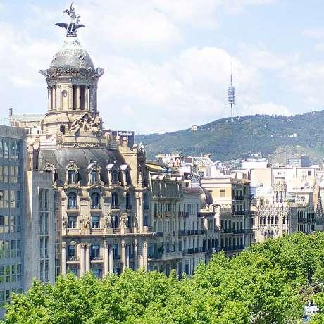 Коммерческий помещения на самых престижных улицах Барселоны